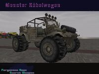 Monster Kubelwagen