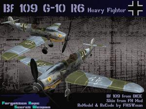 BF109G10R6