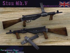 Sten Mk.V
