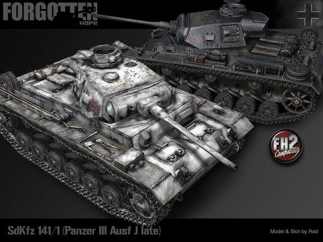 File:Panzer III Ausf. J late.jpg