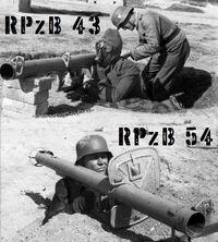 Raketenpanzerbüchse 54