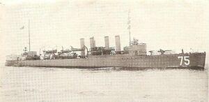 USS Wickes (DD-75)