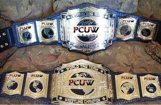 PCUW World Tag Team Championship