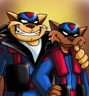 The swat kats by zims lost soul-d2zk6nj