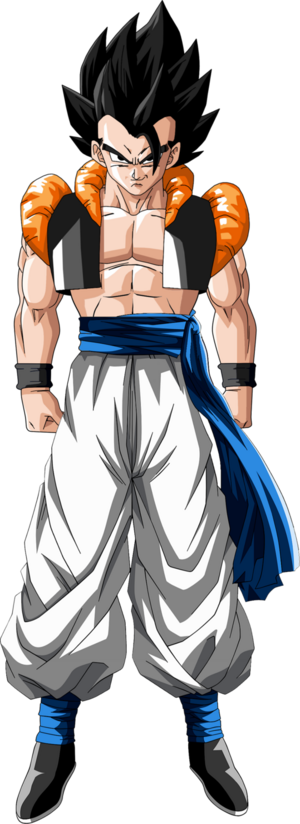 Gogeta Dragon Ball Z