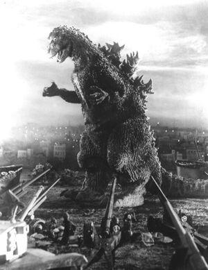 Godzilla 1954 Gojira