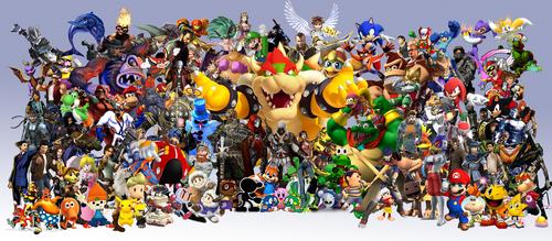 Video Games Strongest Beings