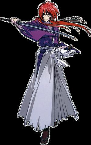 Kenshin Himura Rurouni Kenshin
