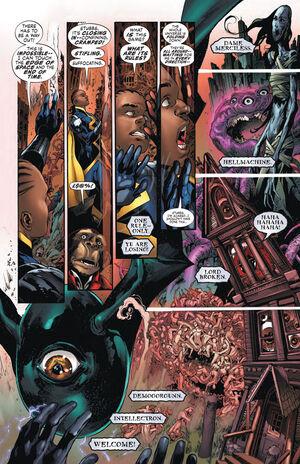 The Gentry DC Comics