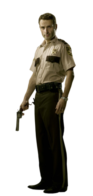 Rick Grimes The Walking Dead TV Series