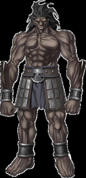 Berserker Fate Stay Night Unlimited Blade Works