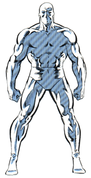 Super-Adaptoid Marvel Comics