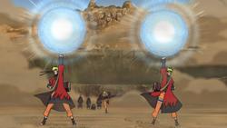 Big Ball Rasengan Naruto
