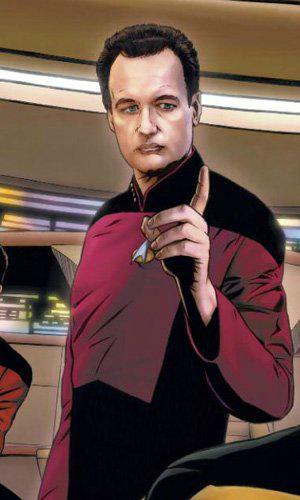 Q Star Trek