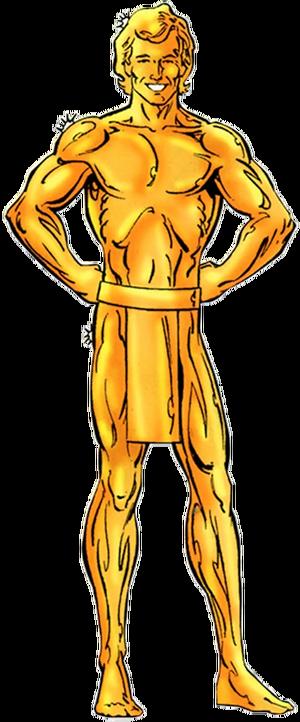 Gilpetperdon The Runner Marvel Comics