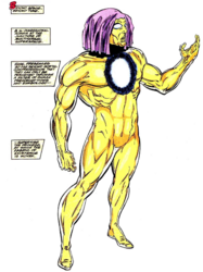 16th Dimensional Entity The Living Tribunal