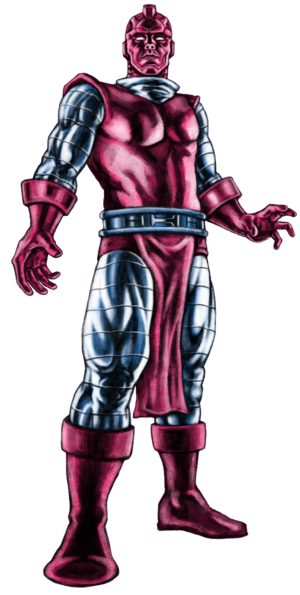 High Evolutionary Marvel Comics