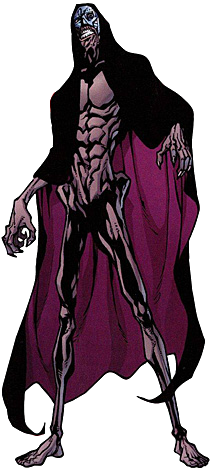Marquis of Death Marvel Comics