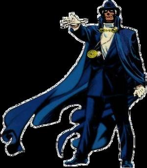 Phantom Stranger DC Comics