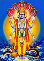 Vishnu Hindu Mythology