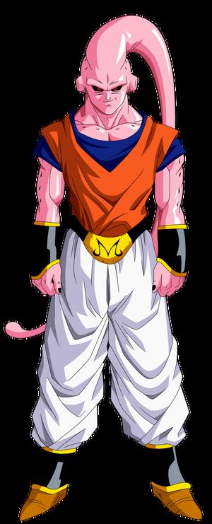 Majin Buu Gohan Dragon Ball Z