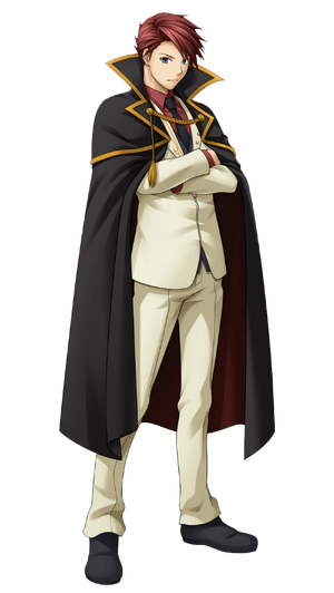 Battler Ushiromiya Umineko no Naku Koro ni