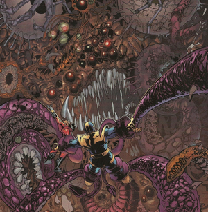 The Many-Angled Ones Marvel Comics