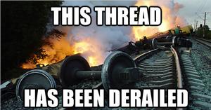 Derailed Thread