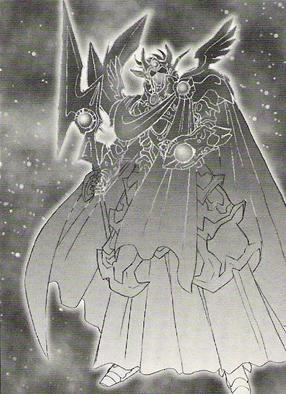 Zeus Saint Seiya