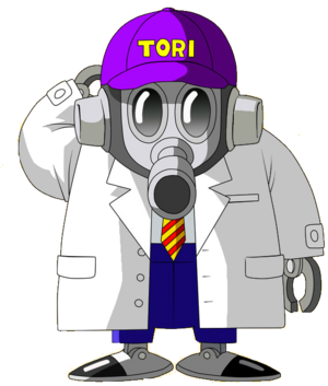 Tori-Bot Dragon Ball Z Dr.Slump