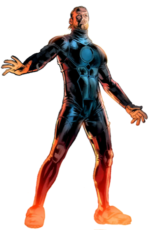 Franklin Richards Earth-10235 Marvel Comics