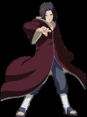 Edo Itachi Uchiha Naruto