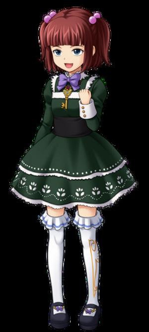 Ange Ushiromiya Kid Form Umineko no Naku Koro ni