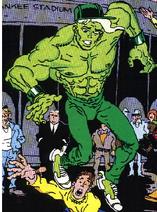 Edifice Rex Marvel Comics