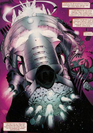 The Infinity Embassy Marvel Comics