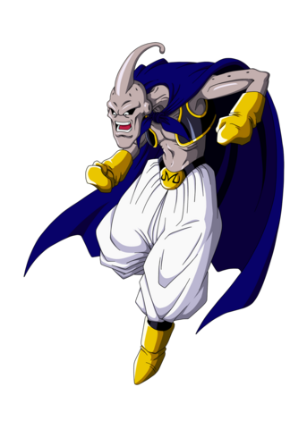 File:Grey Majin Buu Dragon Ball Z.png