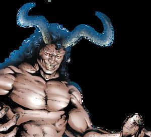 Satan Spawn Comics
