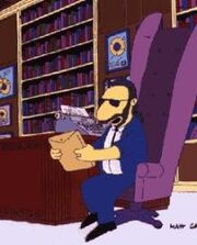Ringo Starr in The Simpsons