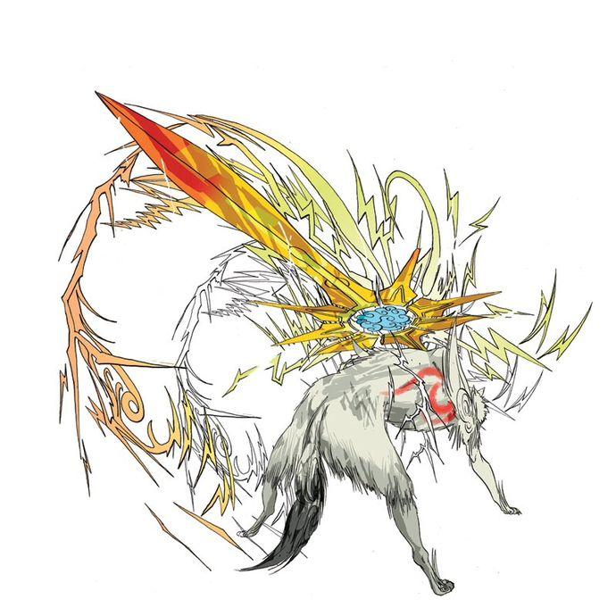 Amaterasu Thunder Edge