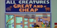 All Creatures Great and Cheap