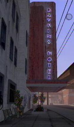 Raykins-hotel
