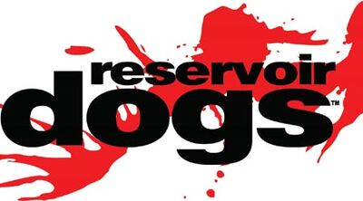 A reservoir dogs logo
