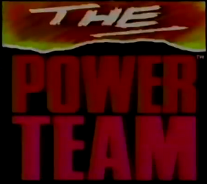 The Power Team logo