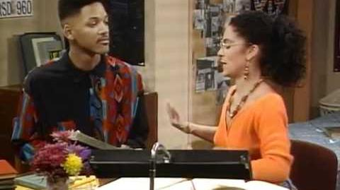 The fresh prince of Bel Air - Love at first fight
