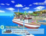 Wii Sports Resort Queen Peach