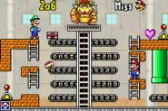 G&WGA Mario Bros M heart