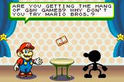 G&WGA Mario Bros unlocked