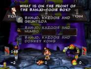 Banjo-Tooie ToT DK