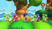 Sonic Yoshi