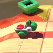 NintendoLand MarioChase Yoshi